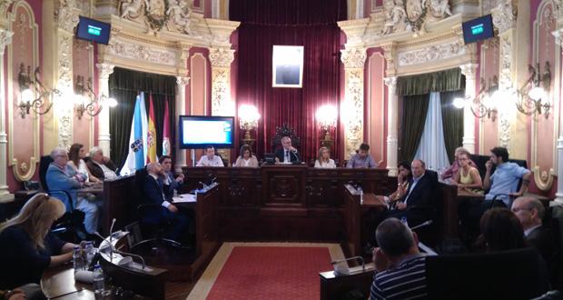 Photo of O Pleno de Ourense rexeita a dimisión de Sofía Godoy solicitada por OUeC e PSOE