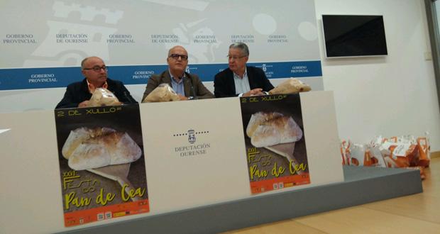 Photo of A XXVI Festa do Pan de Cea trae un programa con moita miga