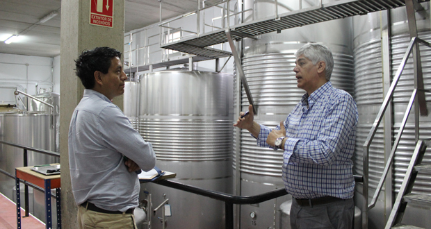 """Photo of Os importadores alemáns destacan a """"coidada presentación"""" dos viños de Valdeorras"""