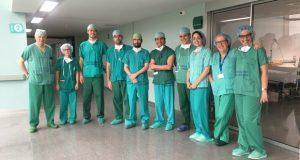 MIR de Cirurxía de toda España fórmanse en patoloxía mamaria no CHUO
