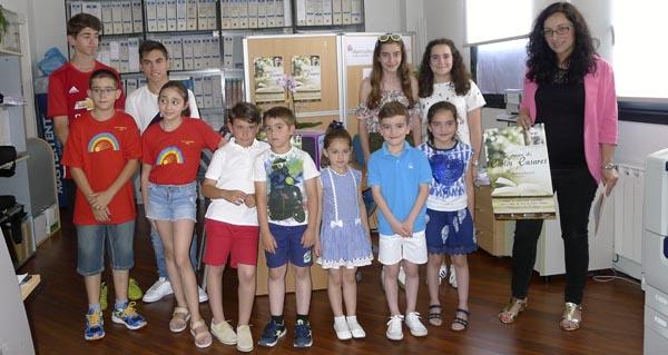 """Photo of O Barco CCA entrega os premios da campaña """"Na procura de Casares"""""""