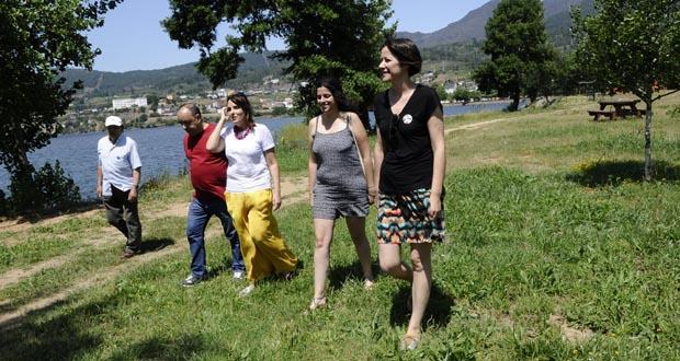 Photo of Ana Pontón reclama en Valdeorras axudas directas para os sectores danados polas xeadas