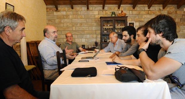 """Photo of Constitúese a """"Asociación de Amigos de los Aceites de Gallaecia"""""""