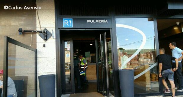 Photo of O ladrón da pulparía do Carballiño substraera 800 euros da caixa