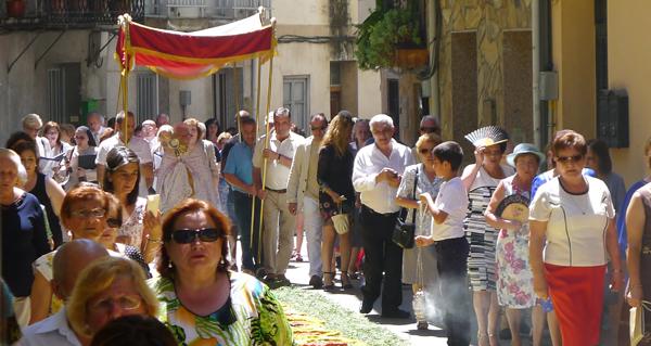 Photo of O Barco celebra o Corpus Christi