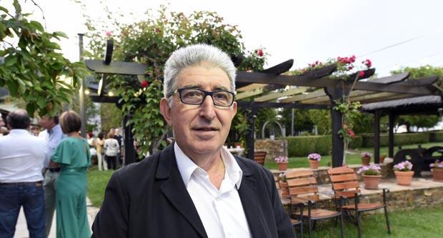 Photo of Homenaxe ao doutor Antonio Enériz con motivo da súa xubilación como internista do HCV