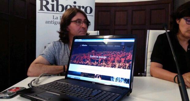 """Photo of A D.O. Ribeiro é a primeira de Galicia en ter un dominio web """".wine"""""""