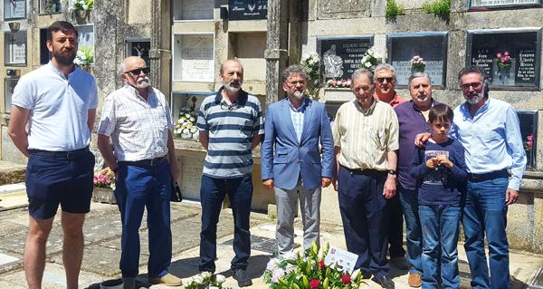 "Photo of Homenaxe do ""centrismo galego"" a Gómez Franqueira"