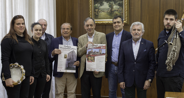 """Photo of O Bolo e Monterrei, sedes da XXXII """"Xuntanza Internacional de Gaiteiros"""""""