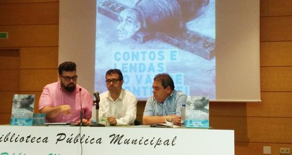 Photo of Verín reúne os contos e lendas do Val de Monterrei nun libro