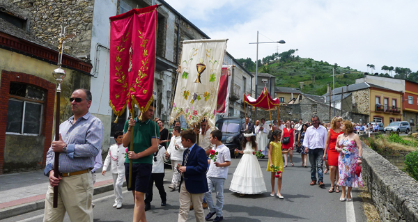 Photo of Procesión da Oitava do Corpus en Viloira