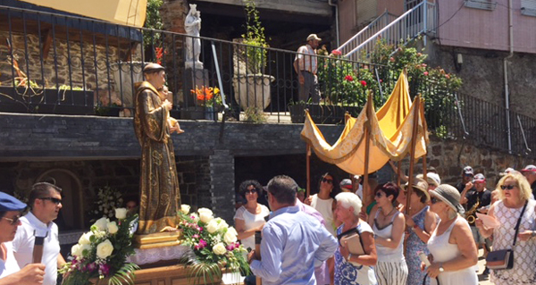 Photo of Procesión de San Antón en Sobradelo Vello