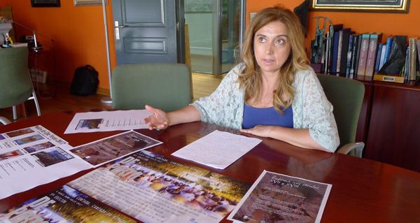 Photo of Paula Carballeira abrirá o 30 de xuño o 5º De Perto no Barco, adicado á palabra