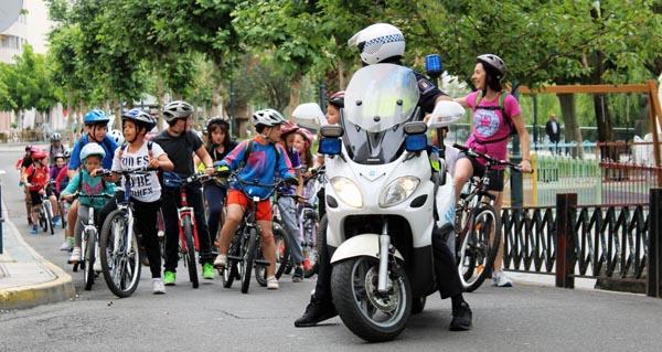 Photo of Marcha cicloturista dos alumnos do CEIP Otero Pedrayo de Viloira