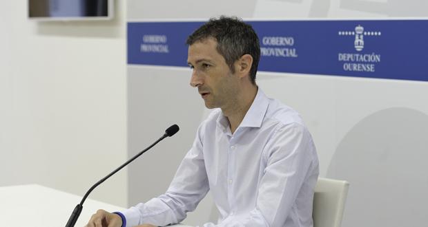 Photo of A Deputación dálle 8.000 euros a Rubiá para as estradas de Oulego