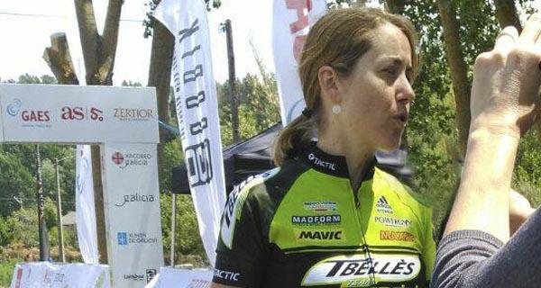 Photo of Comezan a chegar a Vilamartín os ciclistas da Pilgrim Race