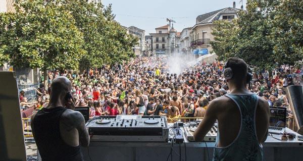 Photo of Verín abre a Batucada 2017 cunha xornada adicada á música electrónica