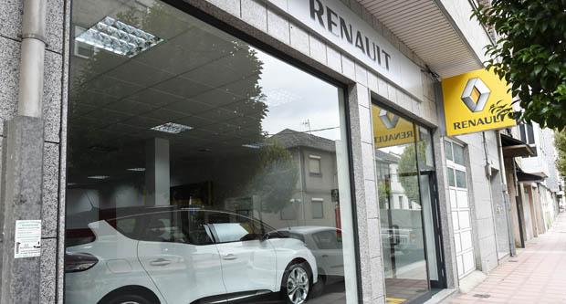 Photo of Auto Esport, axente oficial Renault e Ford para a comarca de Valdeorras, no Barco