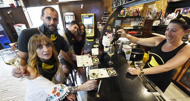 Photo of En marcha o III CaViño de Inverno polos bares da Rúa