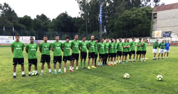 Photo of O CD Arenteiro comeza unha nova etapa en terceira división