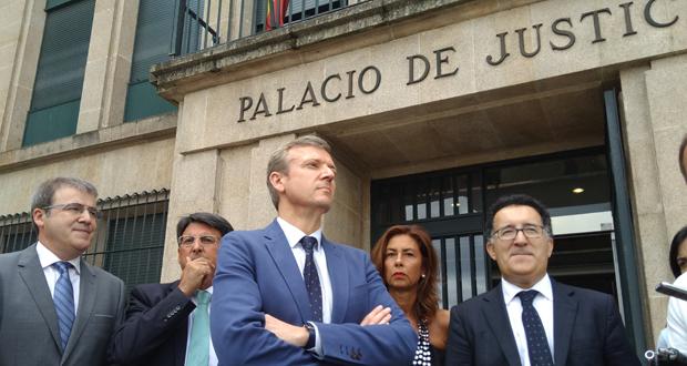 Photo of O Pazo de Xustiza conterá a sede da Policía Autonómica