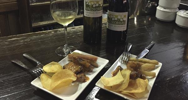 Photo of Godellos e mencías, protagonistas da II Ruta de Pinchos da Feira do Viño de Valdeorras