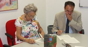 Afaor asina un convenio para a axuda a familias con enfermos de Alzheimer