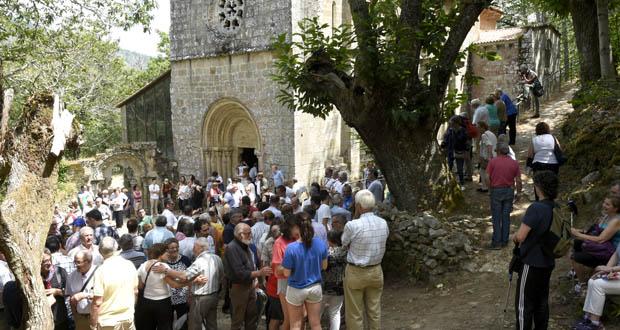 Photo of Parada de Sil mantense fiel á tradición coa romaría de San Bieito