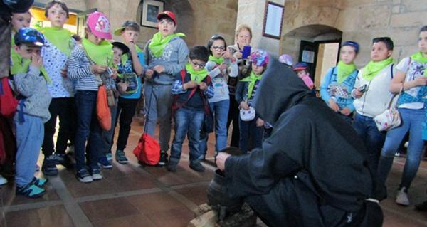 Photo of Visitas guiadas para nenos polo Mosteiro de Celanova, nos meses de xullo e agosto