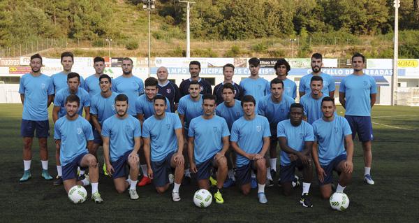 Photo of A UD Barbadás remodela o plantel para afrontar a sexta tempada en terceira división