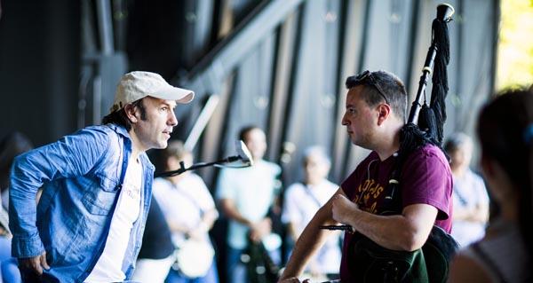 Photo of O director da banda de gaitas Redegaita tocará xunto a Carlos Núñez