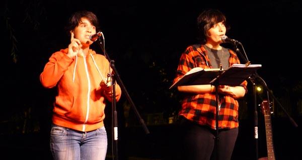 Photo of A particular reflexión poética e musical sobre o amor de Aldaolado, no Barco