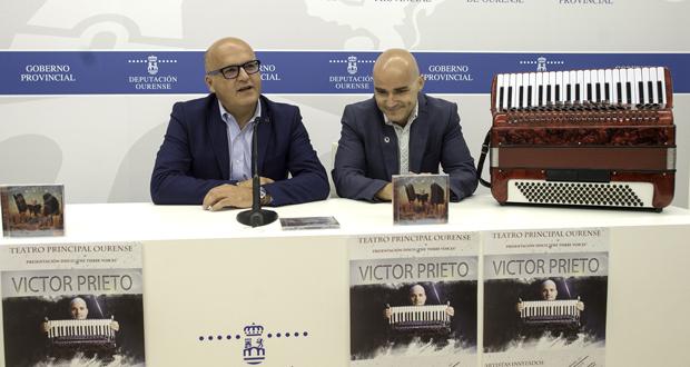 Photo of O acordeón e Ourense serán os principais protagonistas da IV Master Class internacional