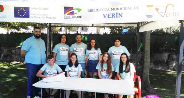 Photo of A Bibliopiscina de Verín abre as portas nas piscinas da Granxa