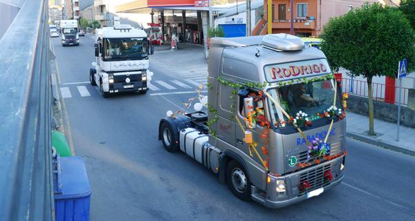 Photo of Os camións tomarán o centro do Barco polo San Cristóbal