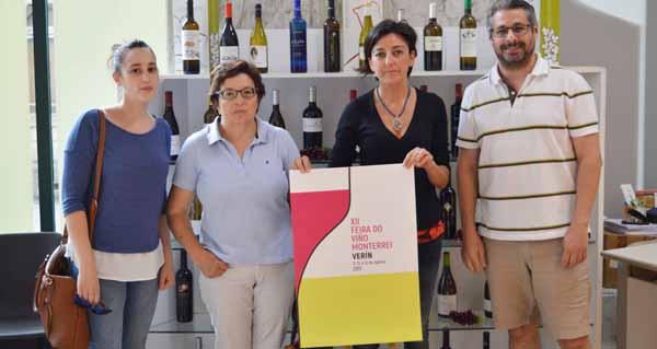 Photo of Preséntase o cartel da XII Feira do Viño de Monterrei