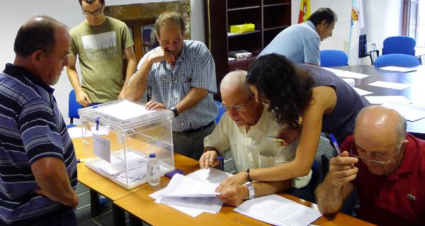 Photo of Os viticultores independentes, a lista máis votada no censo A nas eleccións da D.O. Valdeorras