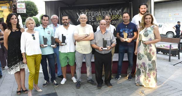 Photo of A Feira do Viño de Valdeorras conclúe con premios e con máis de 8.000 visitantes