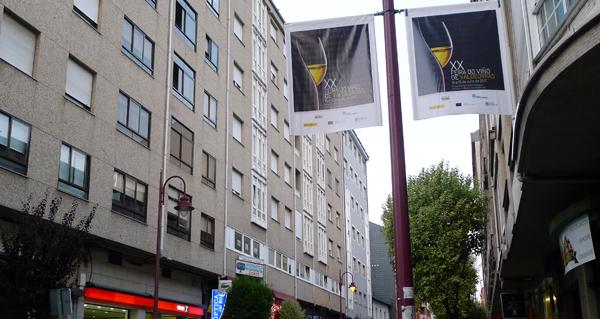 Photo of O cartel da XX Feira do Viño de Valdeorras xa está na rúa