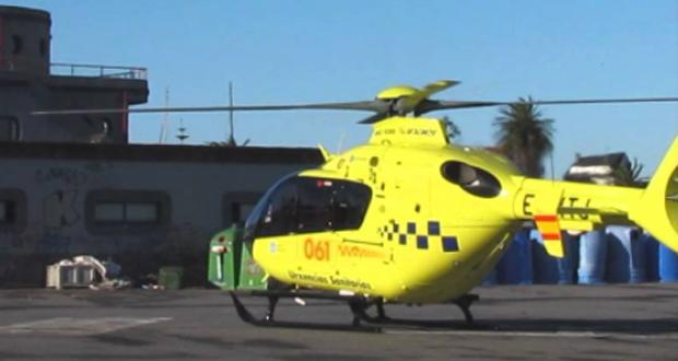 Photo of Un home é evacuado en helicóptero en Viana ao seres picado por unha vespa
