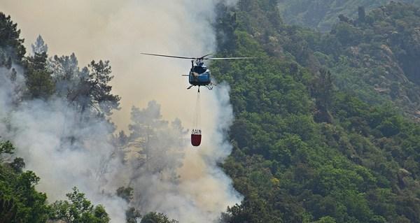 Photo of A CIG alerta da retirada do helicópero de incendios de Vilanova (O Barco)