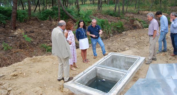 Photo of Mellorar o abastecemento e Verea supón unha inversión de 87.000 euros por parte da Xunta