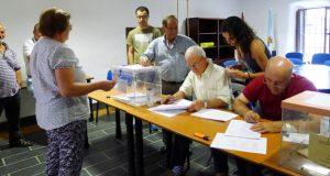 Votacións aos consellos reguladores en Valdeorras e no Ribeiro