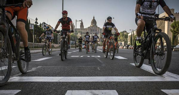 Photo of Pedaleando pola ELA dende Barcelona ata San Miguel de Bidueira (Manzaneda)