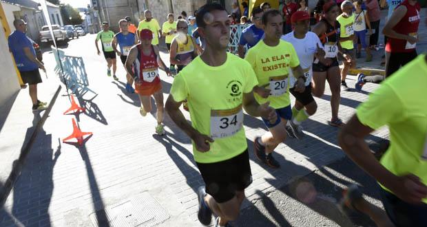 Photo of Alejo Ares do Club Adas, imponse na III Carreira Popular Trevinca-A Veiga