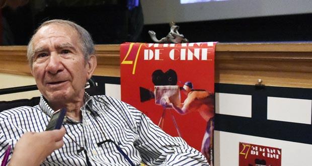 Photo of José Antonio Gurriarán, un protagonista de cine, no Barco