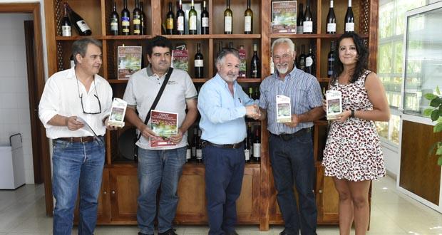 Photo of Dous viños da Adega Roandi de Éntoma, premiados no XVII Concurso Viños Tintos Galegos, en Euskadi