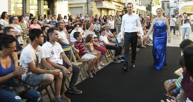 Photo of Jorge Álvarez Estilistas pon en marcha un novo desfile de moda, en Viana