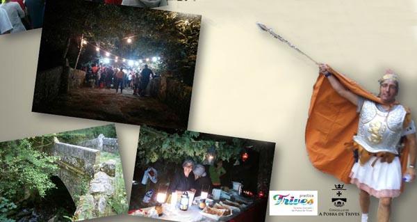 Photo of Rutas en familia e tamén nocturnas para coñecer A Pobra de Trives