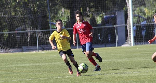 Photo of Os infantís do C.D. Rúa póñense a punto para afrontar a liga